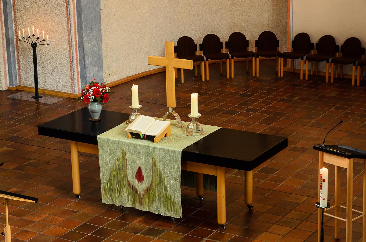 Osterfrühstück und Gottesdienst aus der Erlöserkirche am Ostersonntag 4. April 2021