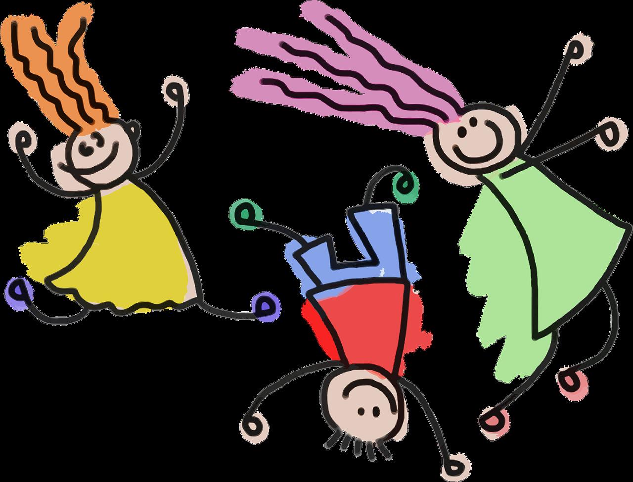 Kinderbibelmorgen – Längere Pause
