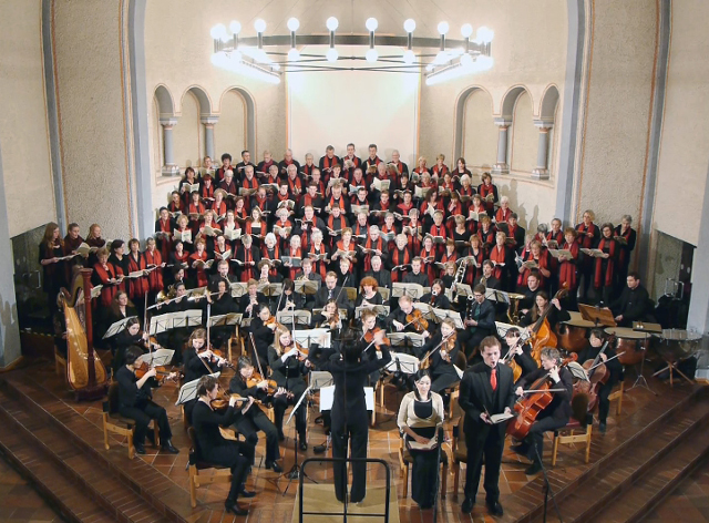 Chorkonzert Erlöserkirche