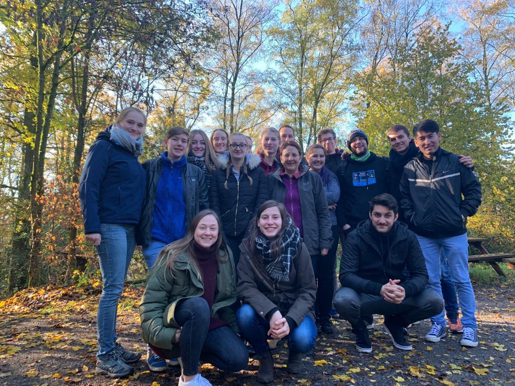 Radio Neandertal zu Gast im Jugendhaus Alte Schule