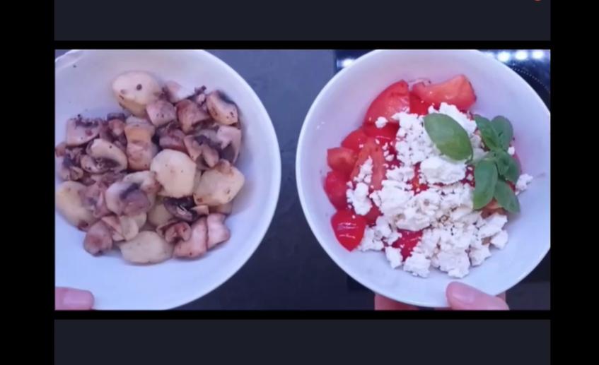 Gnocchi-Kochanleitung für Kinder