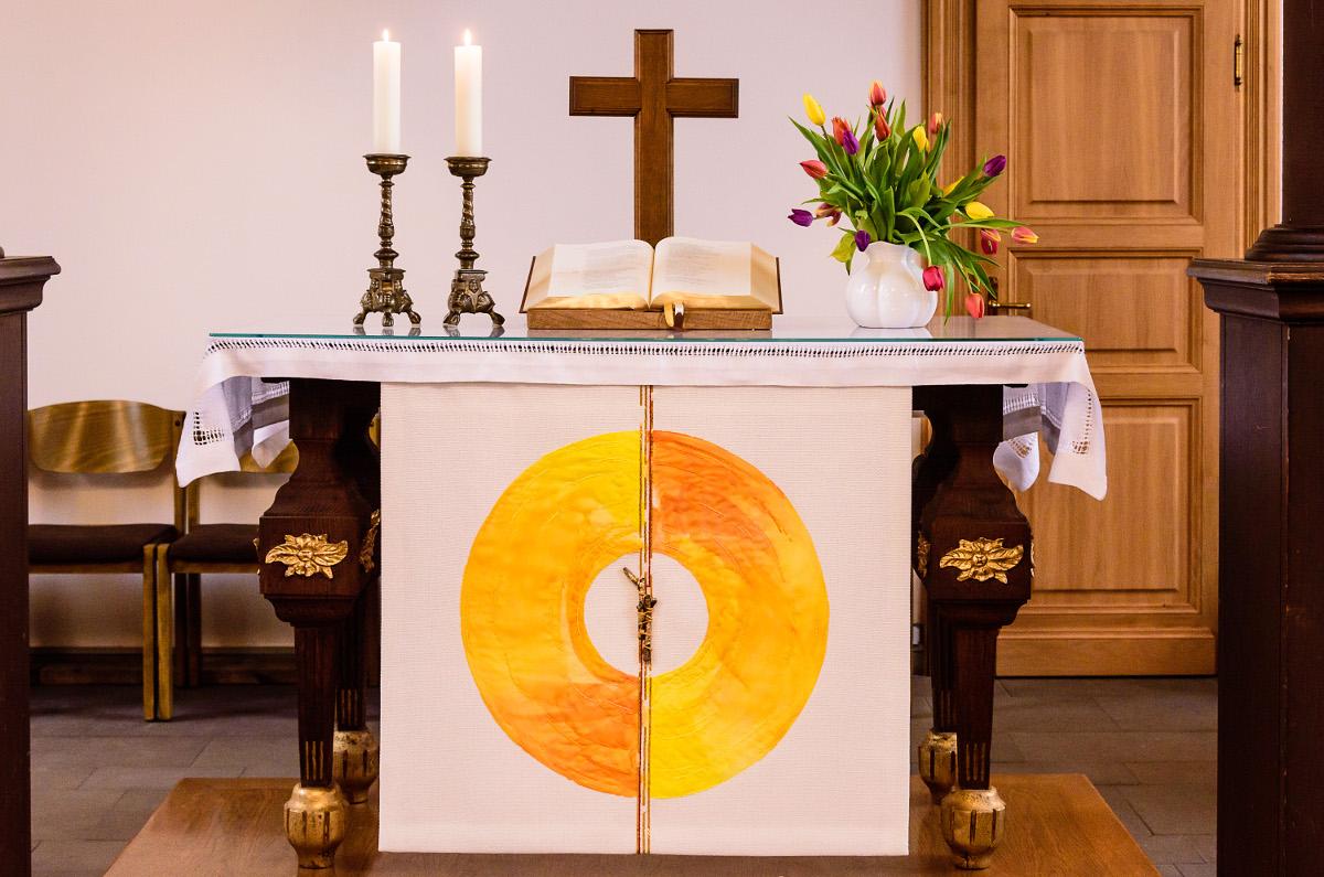 Altar Martin-Luther-Kirche