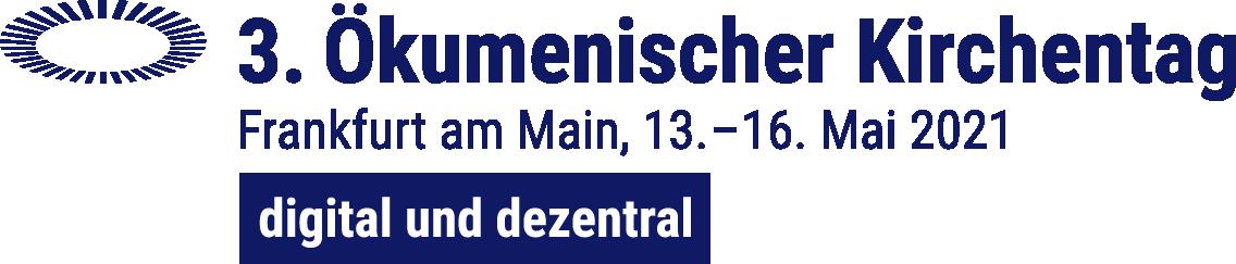 3. Ökumenischer Kirchentag in Frankfurt – Online, kostenlos und ohne Anmeldung für alle