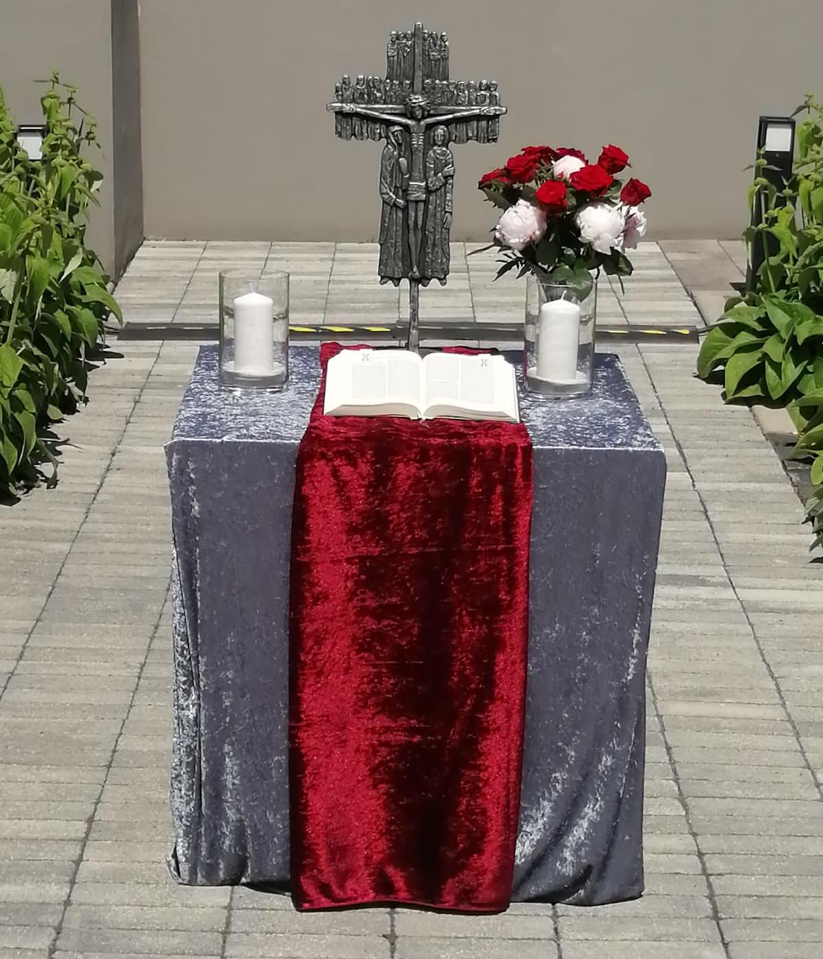 Pfarrer Dominik Pioch ordiniert