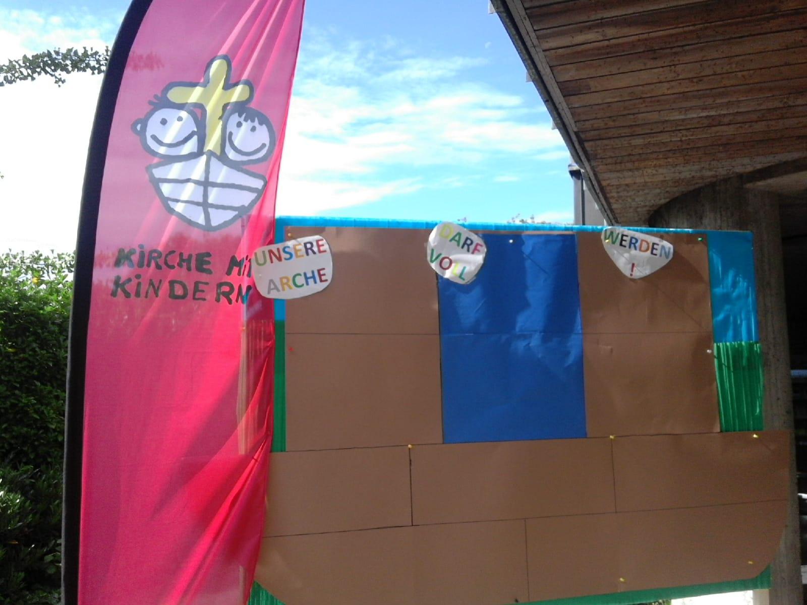 Neustart des KinderBibelMorgen! – Samstag, 21. August 10-12 Uhr, Lukaskirche