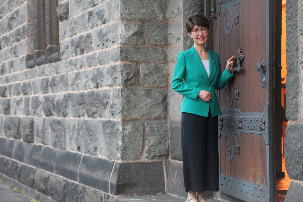 Offene Türen in der Erlöserkirche